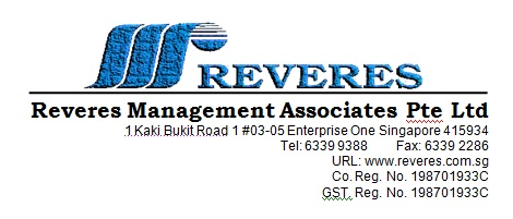 Reveres Management Associates Pte Ltd
