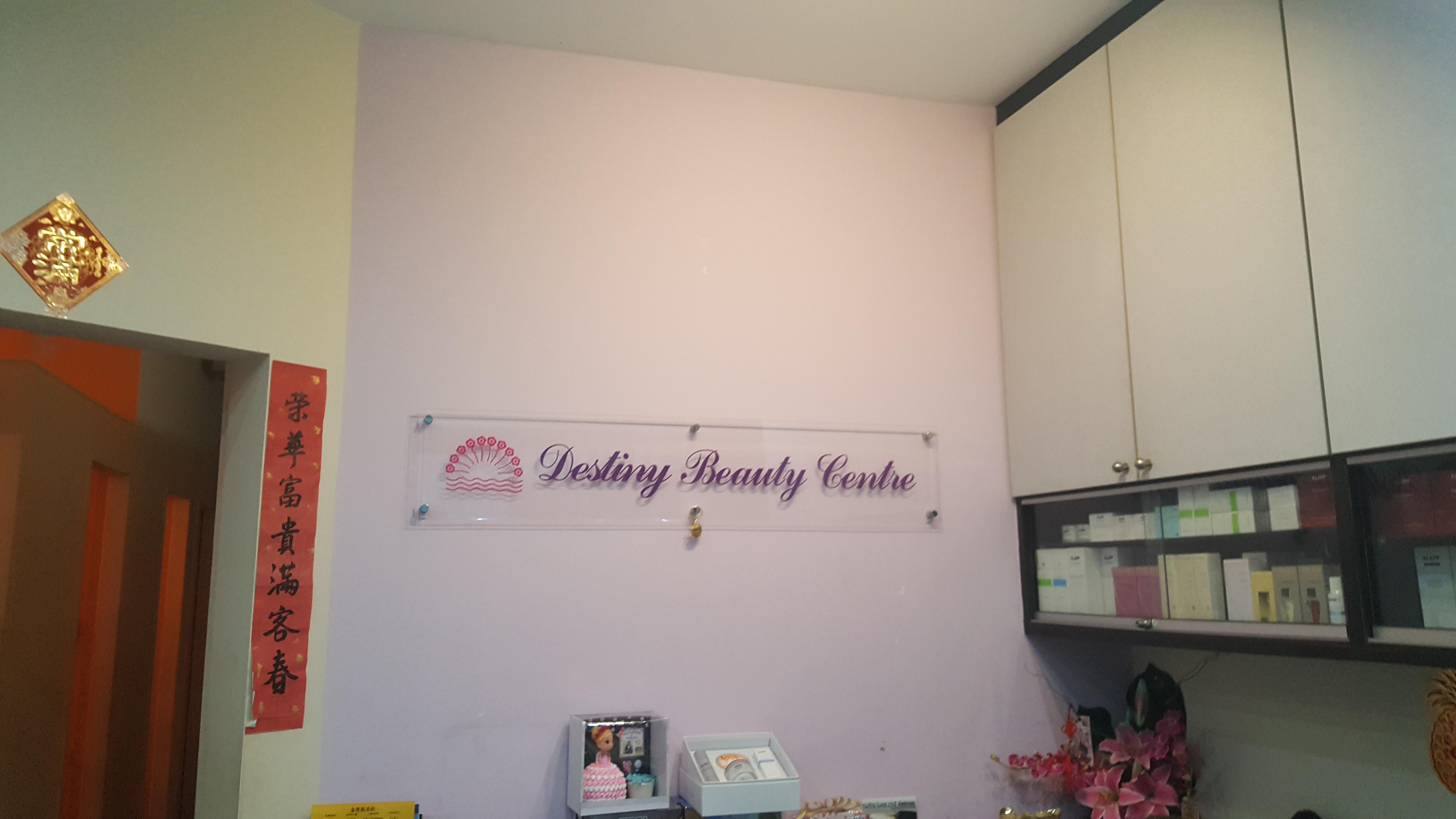 Destiny beauty centre