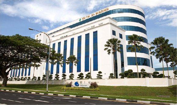 Tee Yih Jia Food Manufacturing Pte Ltd