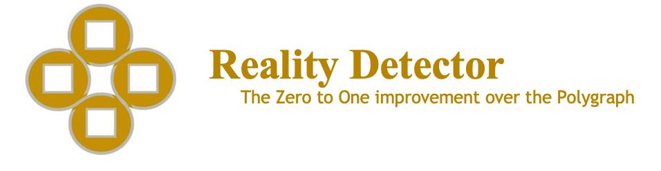 Reality Detector